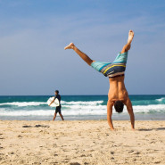 Chodźcie na plażę | Trening ogólnorozwojowy