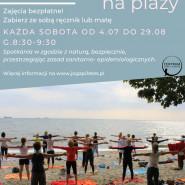 Joga i Pilates na plaży