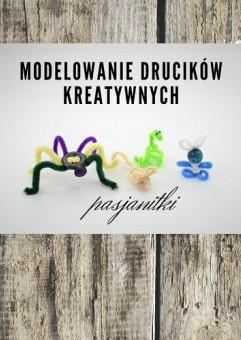 Modelowanie drucików kreatywnych