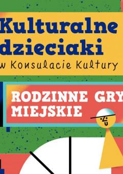 Rodzinne gry miejskie - Zmysły Gdyni