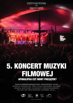 5. Koncert Muzyki Filmowej w Sopocie - SFF 2020
