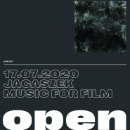 Jacaszek - Music for Film | live