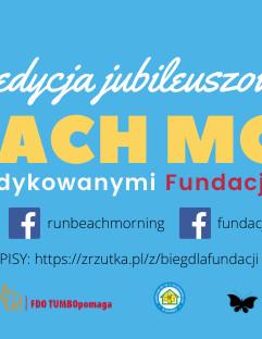 5.edycja Run Beach Morning Liga Sportowa