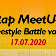 Rap MeetUp Freestyle Battle vol.1