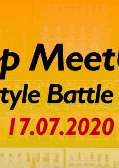 Rap MeetUp Freestyle Battle vol.1