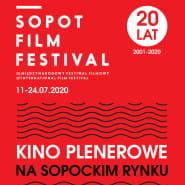 Sopot Film Festival - plenerowo na Rynku