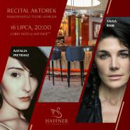Recital w wykonaniu aktorek Krakowskiego Teatru Komedia