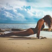 Poranna Joga na plaży | wstęp wolny