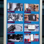 Wystawa z okazji 75-lecia WiMBP