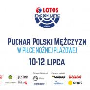 Puchar Polski Mężczyzn w Piłce Nożnej Plażowej