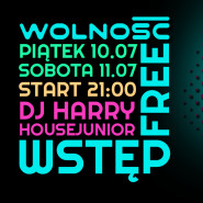 Weekend w Wolności | Harry & Housejunior