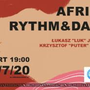 African Rythm & Dance LUK & Puter