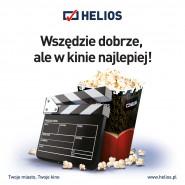 Moc filmowych wrażeń w Kinie Helios Galeria ALFA!