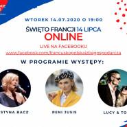 Święto Francji 14 lipca Online