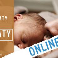 Warsztaty dla Taty - z położną online