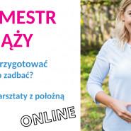 I trymestr ciąży - bezpłatne szkolenie
