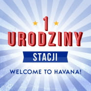 1. Uro Stacji Food Hall | Havana Party