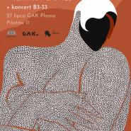 Mary Zaleska wystawa: Spotted + koncert B3-33