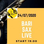 Bari Sax Live w Moim Miejscu