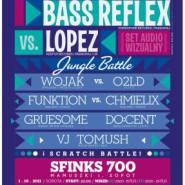 Jungle Battle - Bass Reflex & Lopez
