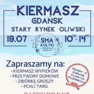 SMAczny kiermasz dla Hani - Gdańsk
