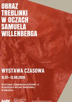 Obraz Treblinki w oczach Samuela Willenberga - wystawa czasowa w Muzeum II Wojny Światowej