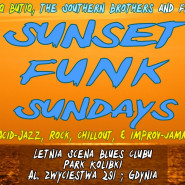 Sunset Funk Sundays: Letnia Scena Blues Clubu