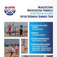 Mistrzostwa Pomorza w Piłce Ręcznej Plażowej!