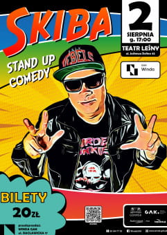 Skiba Stand Up Comedy