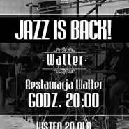 Jazz is back!