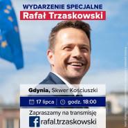 Spotkanie z Rafałem Trzaskowskim