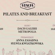 Pilates & Breakfast na dachu