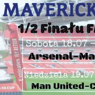 1/2 Finału Pucharu Anglii:Arsenal-ManCity/ManUtd-Chelsea