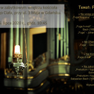 Muzyka organowa w zabytkowym kościele