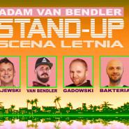 Scena Letnia - Stand-up Adam Van Bendler