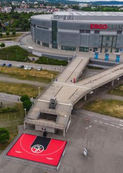 SK Ergo Arena 3x3 Court