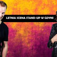 Letnia scena stand-up w Gdyni: Kubicka i Brudzewski