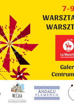 Warsztaty Kulturowo-Językowe - Tydzień Kina Hiszpańskiego