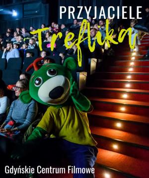 Przyjaciele Treflika | Poranek filmowy
