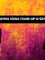 Letnia scena stand-up w Gdyni