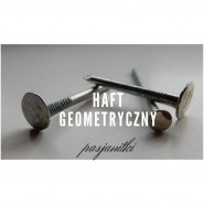 Haft geometryczny - warsztaty dla dzieci