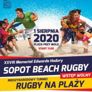 Sopot Beach Rugby 2020