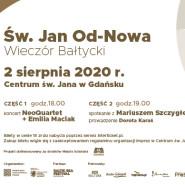 Św. Jan Od-Nowa. Wieczór Bałtycki