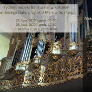 Tydzień francuskiej muzyki organowej