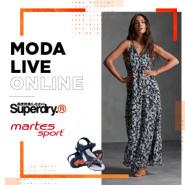 Moda Live Online w Galerii Klif