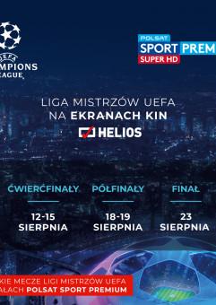 LIGA MISTRZÓW UEFA - Atalanta BC - Paris Saint-Germain