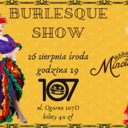 Burleska w 107 vol. 2 Red Juliette i Madame de Minou
