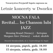 Koncerty jazzowe Mocna fala