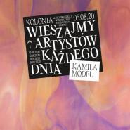 Kamila Model | Wieszajmy artystów każdego dnia