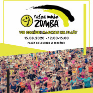 Rusza Mnie Zumba - VIII Gdański Maraton na Plaży